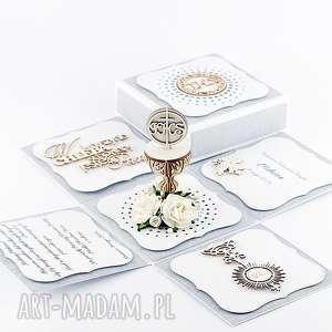 Prezent Pierwsza Komunia Święta - exploding box , komunia, prezent, box,