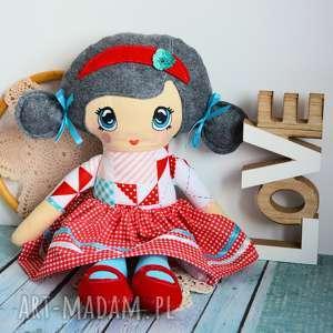 maly koziolek lalka bella - julka 50 cm, lalka, szmacianka, bezpieczna