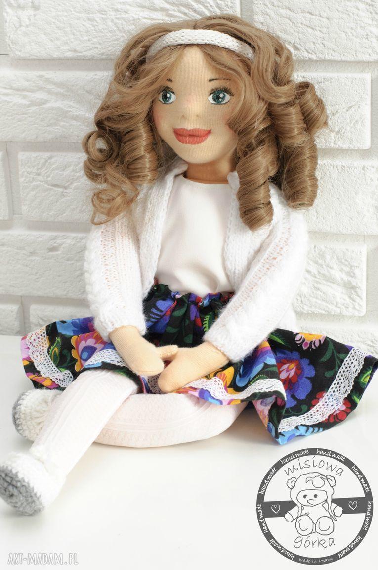eleganckie lalki lalka ręcznie szyta matylda