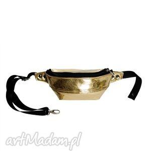 nerki nerka gold, handmade, ręczna, złoty, nerka, saszetka torebki, oryginalny