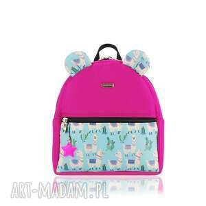 dla dziecka plecaczek farbiś 2258, farbiś, plecak, dziecięcy, plecak z uszami
