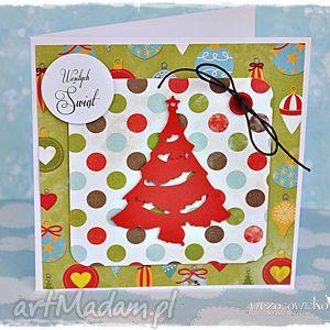 wesołych Świąt - kartka, boże, narodzenie, wesołych, świąt