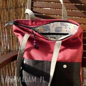 torba na ramię, torebka, jeżyki, motyw zwierzęcy, prezent, codzienna, koraliki