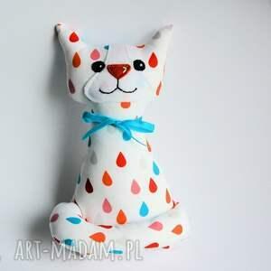 maskotki kotek miau - karolek 25 cm, kot, kotek, kolorowy, uniwersalny, dziecko