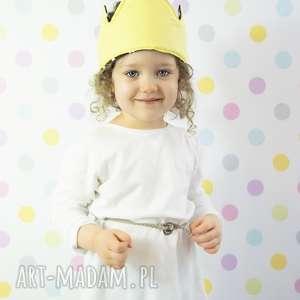 dwustronna korona na głowę, prezent, dziecko, korona, sesja
