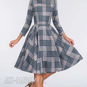 sukienki sukienka eve 3/4 midi jenna