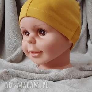 czapeczka z dzianiny, czapka dla dziewczynki, chłopca