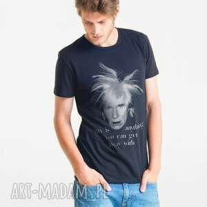 WARHOL PORTRAIT T-shirt Męski, męski