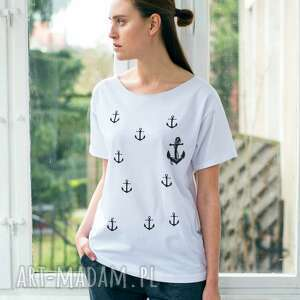 LOVE ANCHOR Oversize T-shirt, oversize