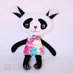 hand-made maskotki misiu panda hania 44 cm