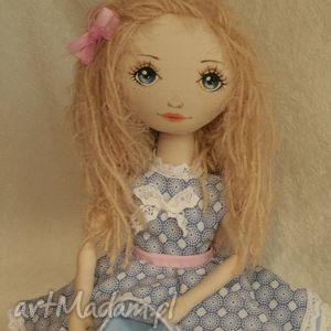 lalki marysia-lala ręcznie szyta, prezent, szmaciana, orginalny dla dziecka