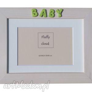 pokoik dziecka ramka na zdjęcie, ramka, napis, litery, shabby, chic, baby