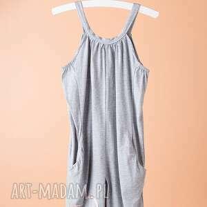ręcznie zrobione ubranka kombinezon dkom02m