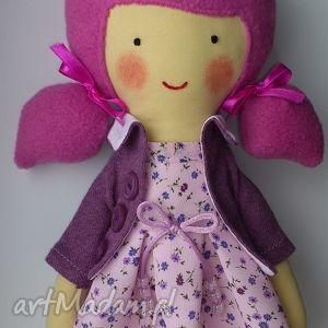 laleczka jagódka, lalka, zabawka, przytulanka, prezent lalki dla dziecka