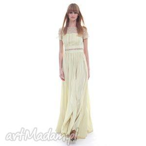 ręcznie wykonane sukienki suknia naima