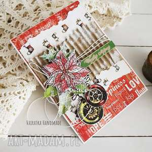 vairatka-handmade kartka świąteczna 508