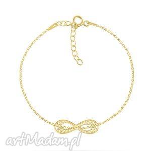 celebrate - infinity 2 bracelet g, nieskończoność, bransoletki