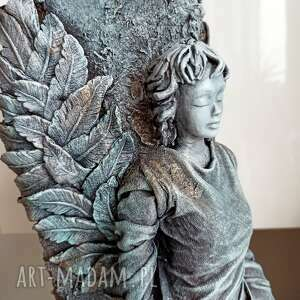 dekoracje twój osobisty anioł świecznik, stróż, figura anioła, talizman