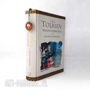 zakładka do książki oko saurona, zakładka, książki, sauron, oko, fantasy, władca
