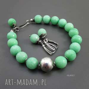 Jadeit, jadeit, srebro
