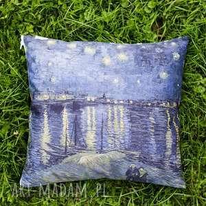 poduszki poszewka na mała poduszkę jasiek - van gogh, impresjonizm