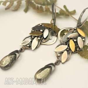 święta, złotowłosa, kobieca, natura, złoto, zmysłowe, liście, tajemnicze