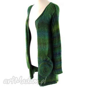 swetry różne kolory do wyboru - sweter z okrągłymi kieszeniami, sweter, sweterek