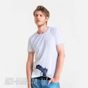 GUN BOY T-shirt Męski, męska