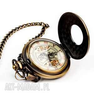 Piękno w Brązie, zegarek