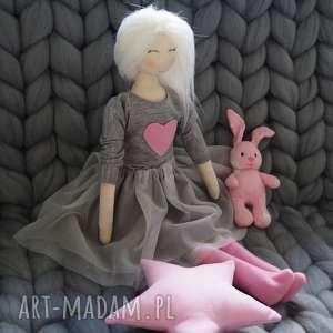 Lalka #131, lalka, tiulowaspódniczka, lala, szmacianka, przytulanka, blond