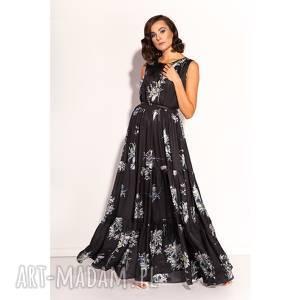 sukienka verdana - jedwabna