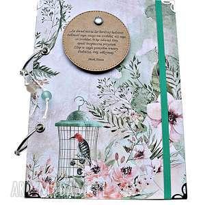 notatnik/pamiętnik dziewczęcy, motywujący, notatnik, pamiętnik, prezent, motywacja