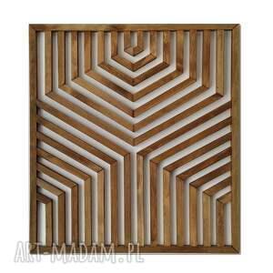 obraz z drewna, dekoracja ścienna /25