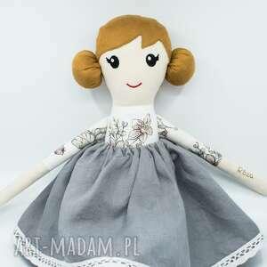 lalki lalka ręcznie robiona xl, szmacianka, laleczka dla dziewczynki, szmaciana