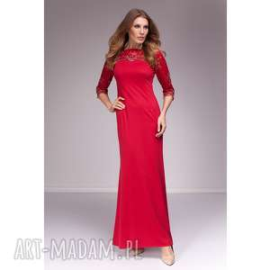 Sukienka edith sukienki pawel kuzik moda, wesele