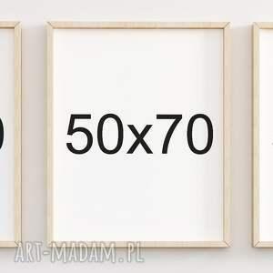 Zestaw dowolnych plakatów 50x70, plakaty