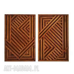 obraz z drewna, dekoracja ścienna /14/, dekoracja, ścienna, drewniana