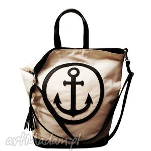 Torba marynarska, torebka, shopper, xxl, duża