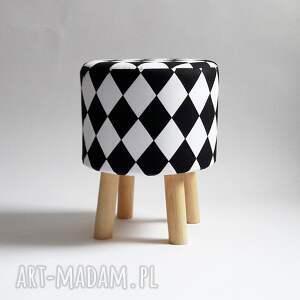 Pufa Arlekin, puf, stołek, taboret, ryczka, arlrkin