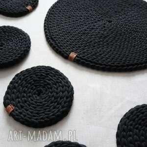 podkładki komplet podkładek pod talerz, podkładka okrągłe