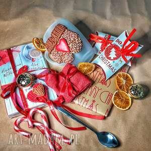 """Pomysły na prezenty święta! Box """" cozy christmas"""" dom kubekzuzi"""