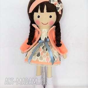 Prezent MALOWANA LALA MIRELKA, lalka, zabawka, przytulanka, prezent, niespodzianka