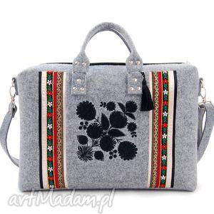 hand-made na laptopa torba na laptopa filcowa 126