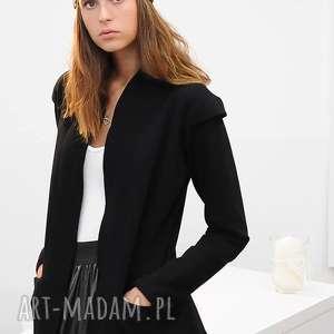 Marynarka CZARNA, wygoda, styl, moda, 3foru, fashion, desing