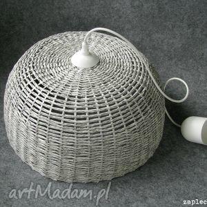 świąteczny prezent, lampa gray / wzór, lampa