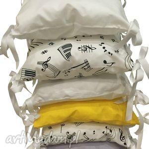 poduchowy ochraniacz lamado 6 częściowy - poduchowy, ochraniacz, poduszki