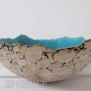 ceramika sardynia artystyczna misa na owoce, dekoracyjna, miska, ceramiczna