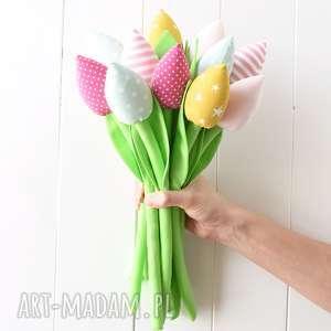 Tulipany bukiet, tulipanów, tulipany, kwiaty, kwiatki, bukiecik