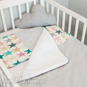 handmade pokoik dziecka pościel do łóżeczka zaczarowane niebo