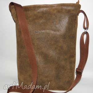 torba listonoszka męska skórzana - rezerwacja dla pani ewy